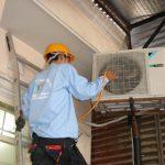Bảo trì vệ sinh máy lạnh tại nhà