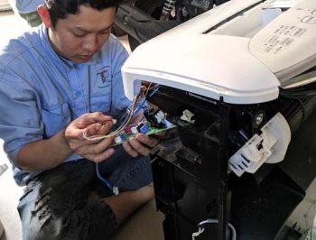 Sửa máy lọc không khí tại tphcm