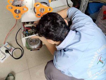 Sửa máy ép miệng ly tại TPHCM